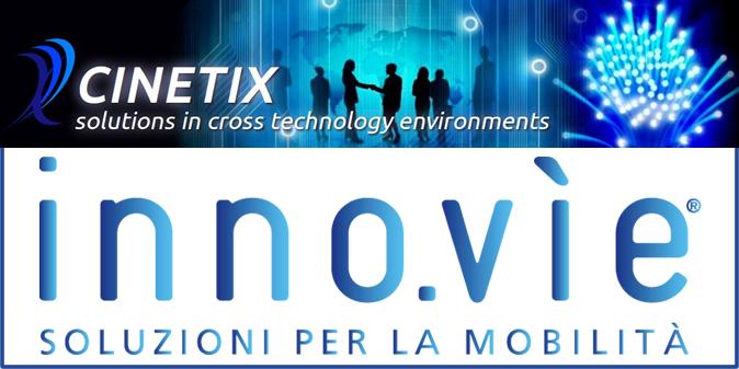 Innovie si rafforza con Cinetix Srl