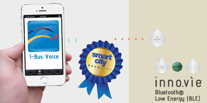 I-Bus Voice per Trentino Trasporti finalista del premio Smart City SMAU