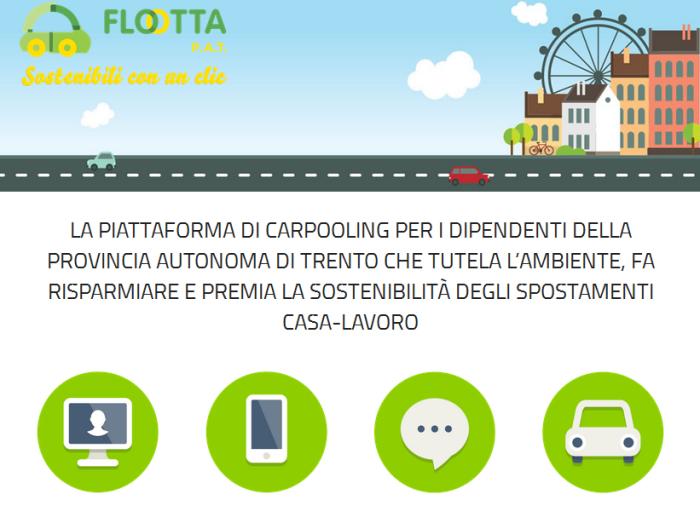 Carpooling Flootta PAT – Provincia Autonoma di Trento